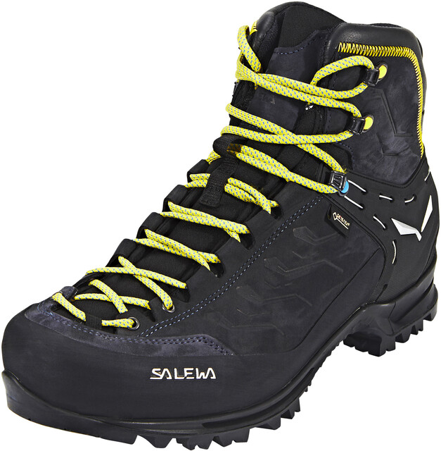 SALEWA Rapace GTX Hiking Shoes Herren night blackkamille